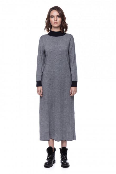 Платье серое UNQ