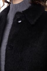 Пальто женское черное Le Coeur 3