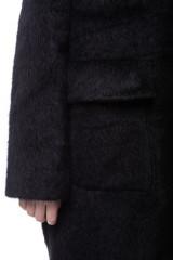 Пальто женское черное Le Coeur 4