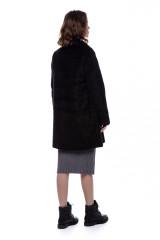 Пальто женское черное Le Coeur 2