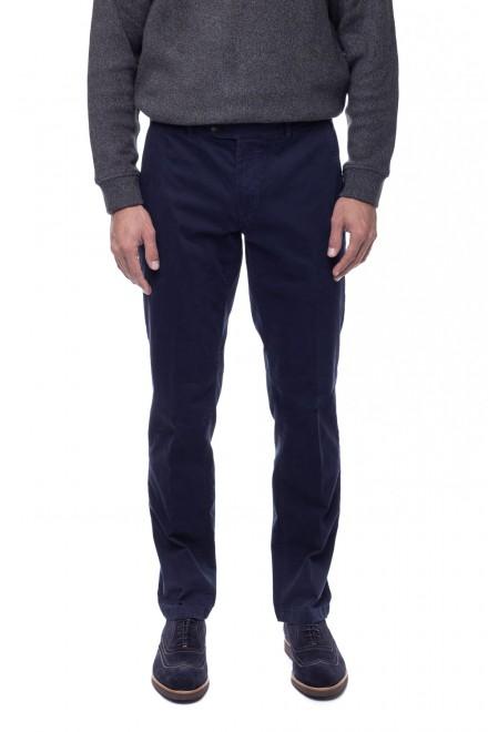 Темно-синие брюки Hiltl