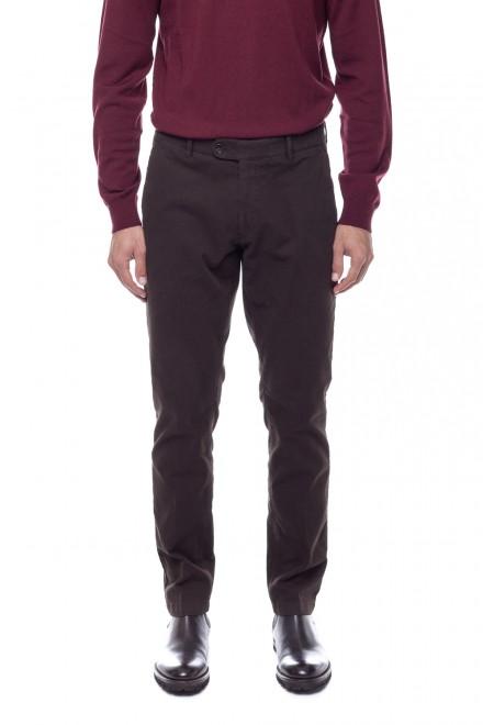 Коричневые брюки Fynch Hatton