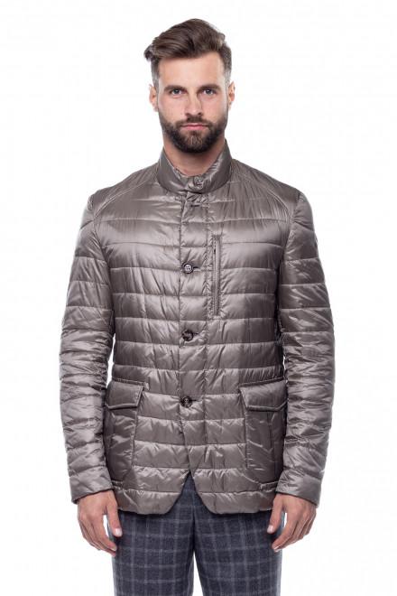 Куртка чоловіча сіра Schneiders