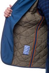 Куртка мужская синяя Schneiders 11