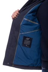 Куртка чоловіча синього кольору Schneiders 5