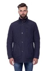 Куртка чоловіча синього кольору Schneiders