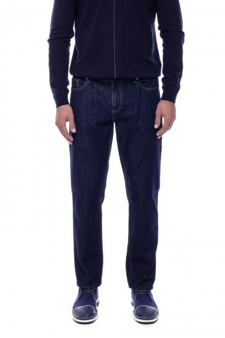 Прямые джинсы Alberto