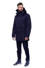 Куртка чоловіча синя Fynch Hatton 1
