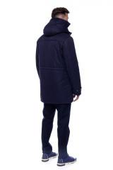 Куртка чоловіча синя Fynch Hatton 3