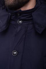 Куртка чоловіча синя Fynch Hatton 6