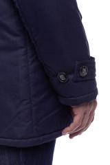 Куртка чоловіча синя Fynch Hatton 9