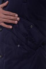 Куртка чоловіча синя Fynch Hatton 11