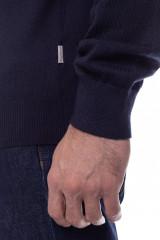 Гольф мужской темно-синий Fynch Hatton 4