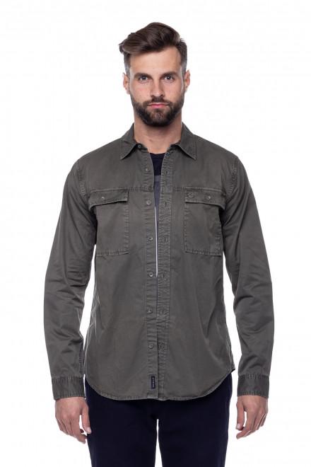 Рубашка мужская с длинными рукавами True Religion