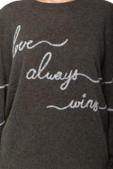Пуловер женский с вышивкой Repeat  3