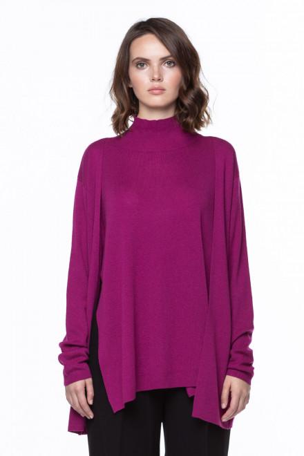 Пуловер женский с боковыми разрезами Steffen Schraut