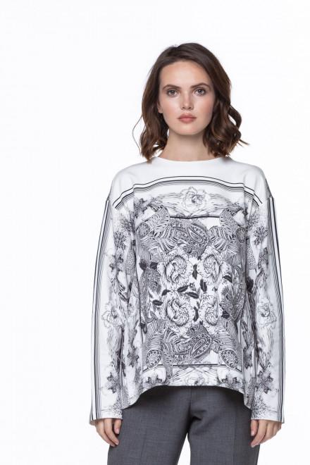 Пуловер женский оверсайз Riani