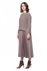 Платье плиссе и короткий пуловер Riani 3