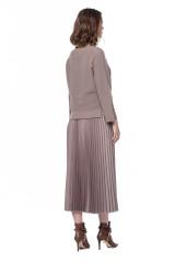 Платье плиссе и короткий пуловер Riani 4