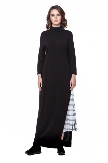 Черное платье Riani