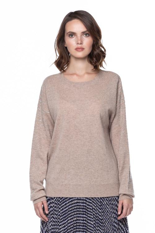 Кашемировый пуловер Repeat