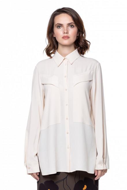 Блуза оригинального дизайна Luisa Cerano