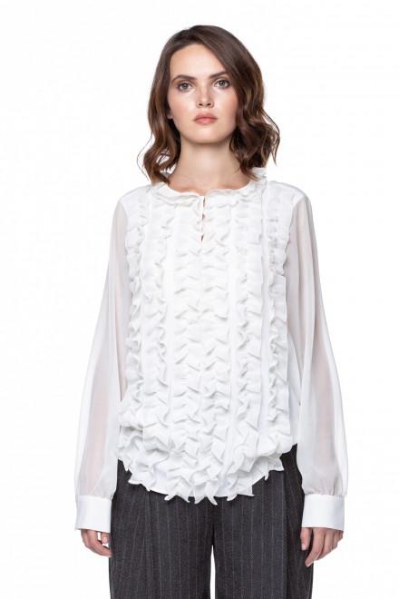 Блуза с оборками Riani