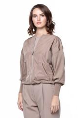 Бежевая куртка Riani 1