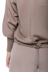 Бежевая куртка Riani 5