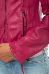 Куртка кожаная женская Oakwood 5