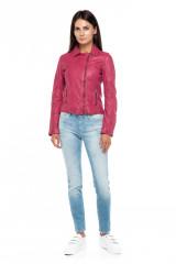 Куртка кожаная женская Oakwood 7