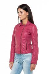 Куртка кожаная женская Oakwood 1