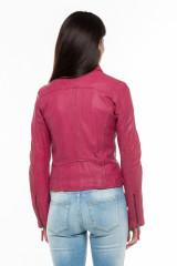 Куртка кожаная женская Oakwood 2