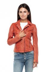 Кожаная куртка женская Oakwood 1