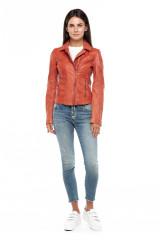 Кожаная куртка женская Oakwood 7