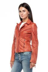 Кожаная куртка женская Oakwood 2