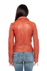 Кожаная куртка женская Oakwood 3