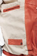 Кожаная куртка женская Oakwood 4