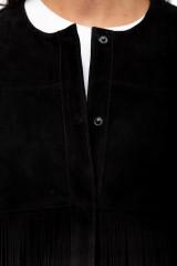 Куртка женская черная Oakwood 4