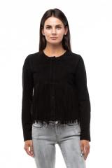 Куртка женская черная Oakwood