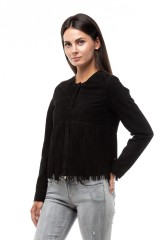 Куртка женская черная Oakwood 1