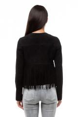 Куртка женская черная Oakwood 2