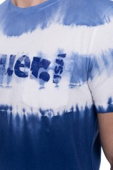 Футболка мужская с надписью Blauer.USA 3