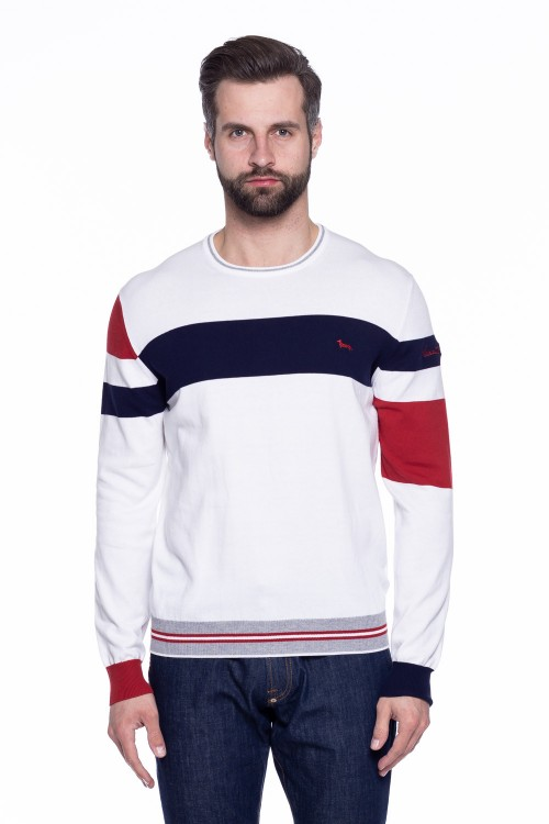 Мужской пуловер Harmont & Blaine