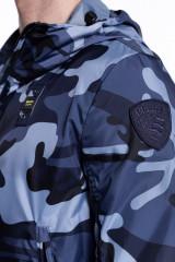 Куртка мужская с капюшоном Blauer.USA 3