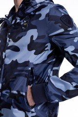 Куртка мужская с капюшоном Blauer.USA 4