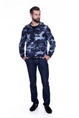 Куртка мужская с капюшоном Blauer.USA 5