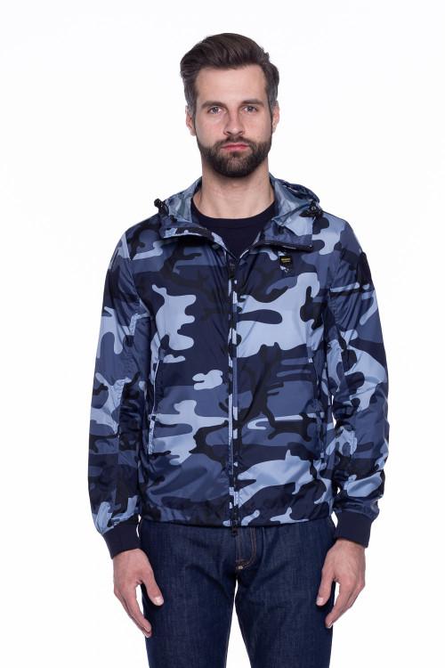 Куртка мужская с капюшоном Blauer.USA
