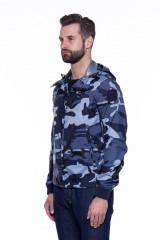 Куртка мужская с капюшоном Blauer.USA 1