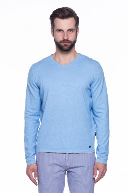 Пуловер блакитного кольору Fynch Hatton